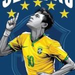 Brazilian Artist Cristiano Siqueira creates 32 World Cup Posters