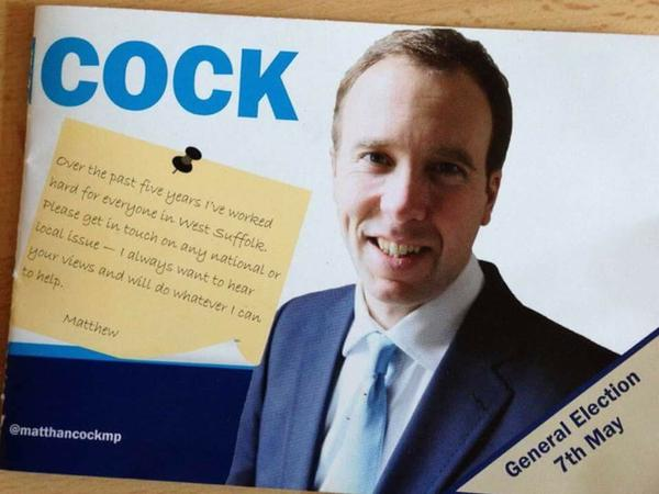 What not to do on campaign leaflets part 6