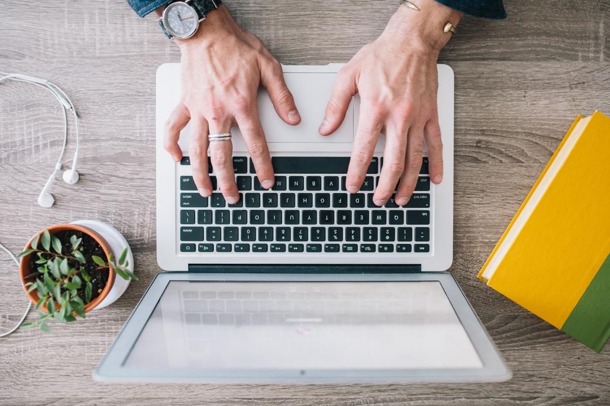 estate agent blogging