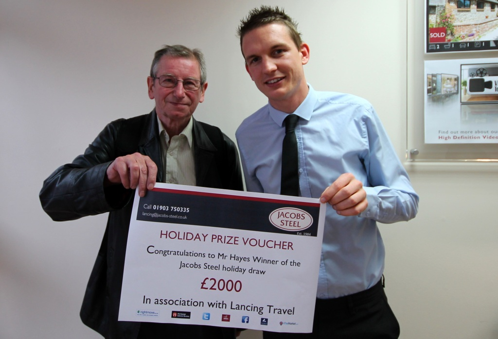 estate agent competitions and prizes