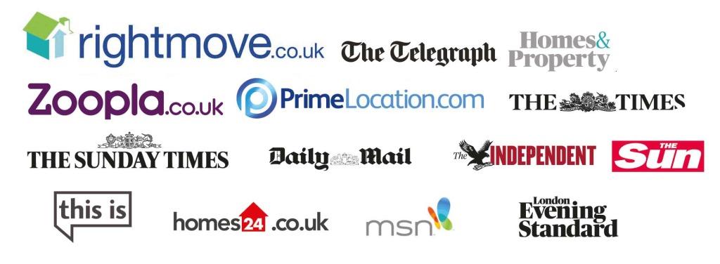 estate agent online advertising portals